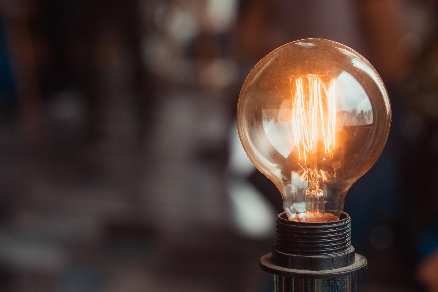 Lampor och lysrör