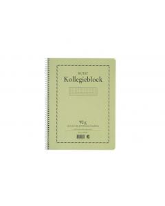 Kollegieblock A4 90gram 70 blad rutat