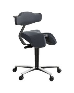 Sadelstol 3660 svart