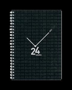 Alm. Burde 24 h kalender