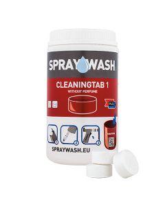 Rengöringstabletter SprayWash