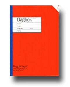 Byggdagbok 30 Dagar A5