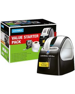 Etikettskrivare Dymo Labelwriter 450 duo eu value pack
