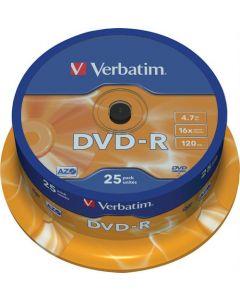 Verbatim DVD-skiva DVD-R