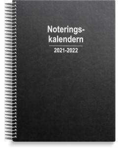 Almanacka 1255 Noteringskalendern 21/22
