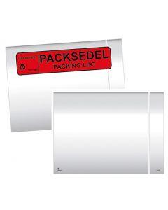 Packsedelskuvert Docustick