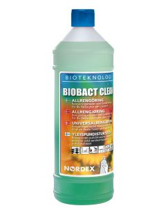 Sanitetsrent Biobact Clean 1L
