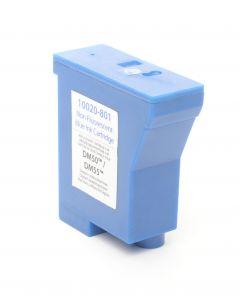 Färgkassett Frankering DM50 blå
