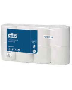 Toalettpapper Tork T4 Universal 2-lags 64st/fp