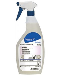 Luft- och textilfräschare 750 ml