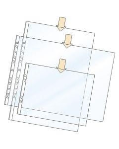 Plastficka udda format