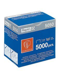 Häftklammerkassett Rapid 5050e 3 x 5000st