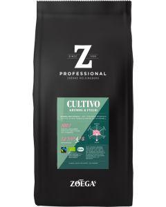 Kaffe Zoega Professional Cultivo hela bönor 750g