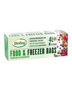 Fryspåsar Biobag