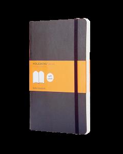 Anteckningsbok Moleskine Soft Pocket linjerad svart