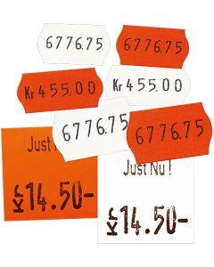 Prismärkningsetiketter