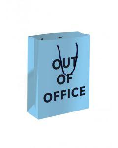 Out Of Office Presentpåse - Blå