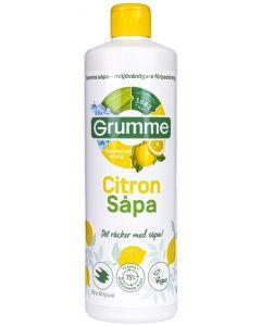 Grönsåpa Grumme citron 750ml