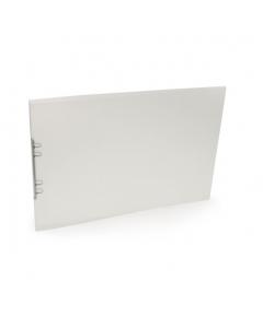 Ringpärm Plast A3L Transparent 16Mm Ringmekanism