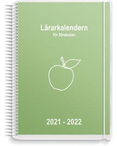 Almanacka 1253 Lärarkalendern, Förskolan 21/22