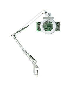 Lampa Unilux Zoom LED vit