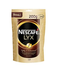 Nescafe Lyx mellanrostat 200g