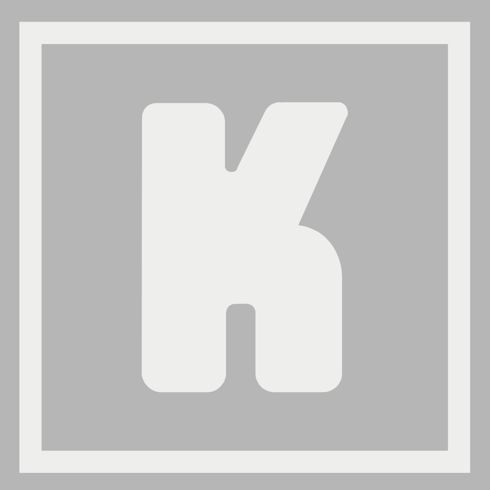Etiketter Polyester Dymo XTL svart/vit 12 mm