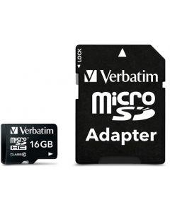 Verbatim Minneskort Micro SDXC
