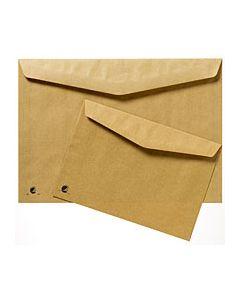 Kuvert bruna