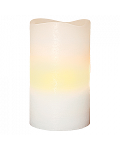 Blockljus LED Ø 7,5x12,5 cm