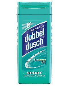 Schampo/duschtvål Dubbeldusch