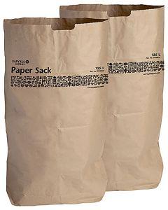 Papperssopsäckar