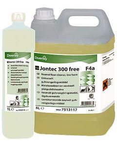 Golvvårdsmedel Jontec 300 Free