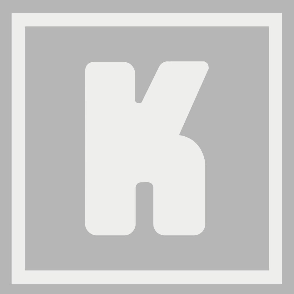Skrivunderlägg i svart läder 60x40 cm