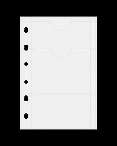 Refill Filofax Pocket kreditkortshållare