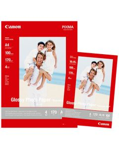 Fotopapper Canon Glossy Photo Paper