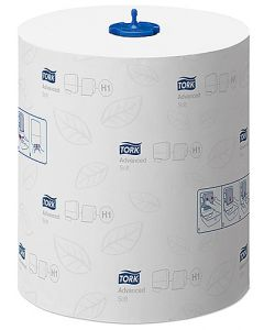 Torkpapper Tork H1 Advanced Soft rulle 2-Lag 6 rl/fp