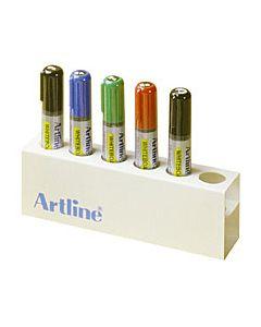Pennhållare Artline WB magnetisk för 6 pennor