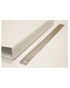 Istoppsverktyg För Pärm  Med Ficka(Metall)