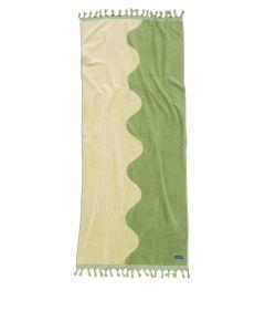 Badlakan Ripple grön