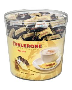 Godis Toblerone cylinder 904g