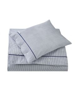 Riverhead Bedding Bedsheet Blue/white