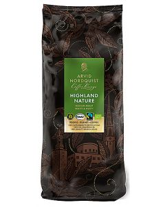 Kaffe Coffee Lounge Highland Nature ECO/FT/KRAV 60x100g