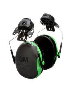 Hörselkåpor Peltor X1 med hjälmfäste X1P3