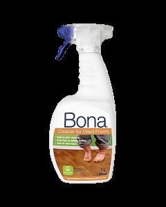 Bona Cleaner för oljade trägolv
