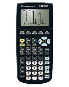 Räknare Texas TI-82STATS