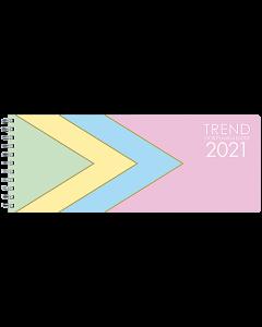 Alm. Burde Stor Plankalender Trend