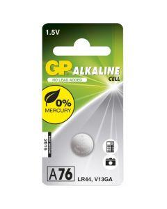 Knappcellsbatterier  GPBM Alkaline