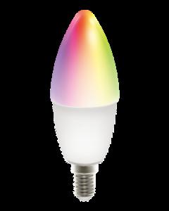 Lampa LED Deltaco Smart Home E14 5W