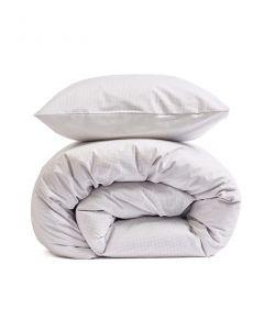 Bäddset Molton Premium Cotton 4-del grå